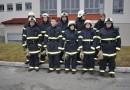 Nadaljevalni tečaj za gasilca – praktični del, Dobrna