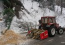 Visok sneg – snegolom 31.1.2014